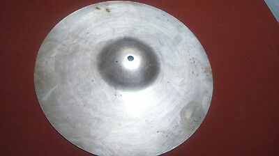 "Vintage Cymbale  Constantinople.""a Nettoyer"""
