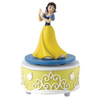 Disney Enchanting Collection Dreams Come True Snow White Musical New A27165