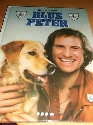 16Th Blue Peter Annual~Bbc~Tv~1979~Good Condition