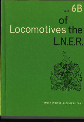 RCTS Locos of the LNER, Part 6B (classes 01 to P2)