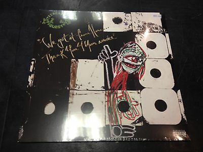 A Tribe Called Quest - We Got It From Here.. Thank You 4 Your Service 2-Lp New