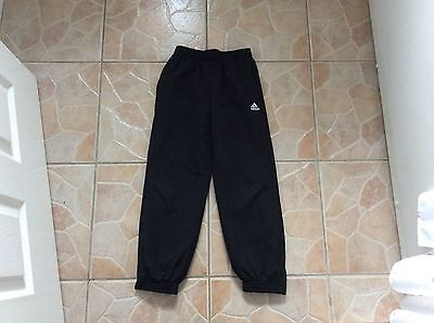 Smart Girls Adidas Tracksuit Bottoms Trousers. Size 7-8 Years.