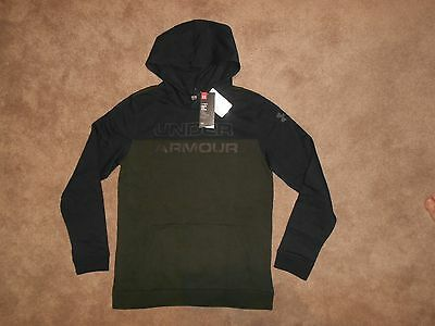 Boys Youth XL Under Armour Loose Hoodie NWT