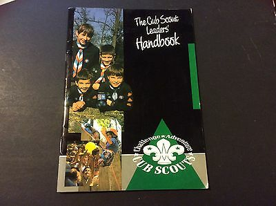 The Cub Scout Leaders'' Handbook - 1990 - Scout Association
