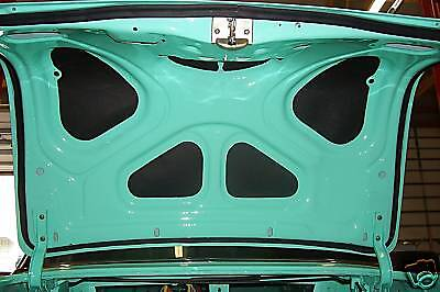 1955 1956 1957 Chevy Trunk Lid  Insulation Belair Sedan Hardtop Conv 2-4 Door