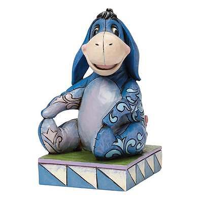 Disney Traditions Thanks for Noticin' Me Eeyore Figurine New Boxed 4045254