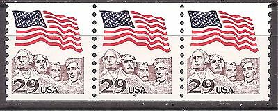 US  PNC  Sc #2523   Strip/3-P4    MNH
