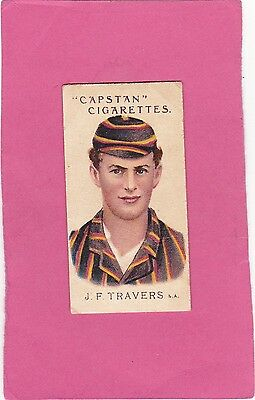 WILLS.( AUSTRALIA) SCARCE PROMINENT AUST.& ENG.CRICKETERS.No.26.CAT£14. ISS 1907