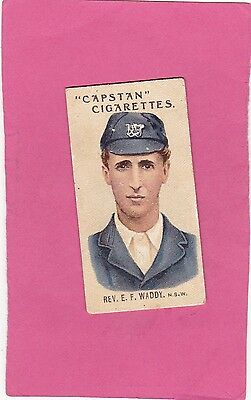 WILLS.( AUSTRALIA) SCARCE PROMINENT AUST.& ENG.CRICKETERS.No.23.CAT£14. ISS 1907