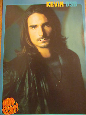 Kevin Richardson, Backstreet Boys, Howie Dorough, Double Full Page Vintage Pinup