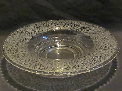 Paden City Frost Console Bowl