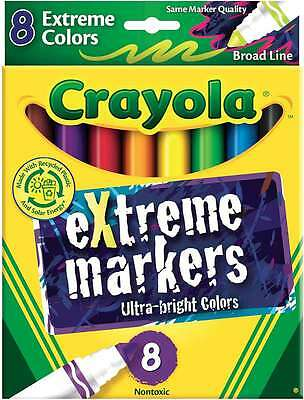 Extreme Markers 8/Pkg 071662081751