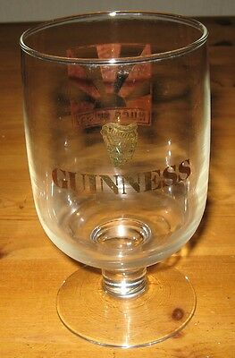 Guinness Original Half  Pint Glass N.U.C.S. SELSEY 1982 - Collectible - Retro