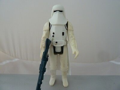 1.7078 Star Wars VINTAGE HOTH STORMTROOPER SNOWTROOPER ONE VISOR CHINA COO 100%