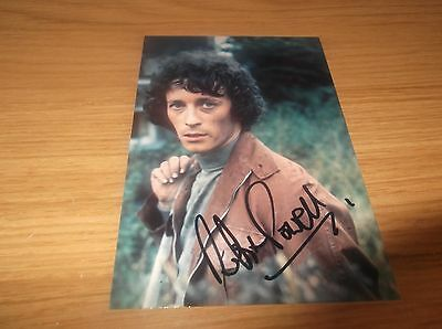 Holby City Robert Powell hand signed 6x4 photo
