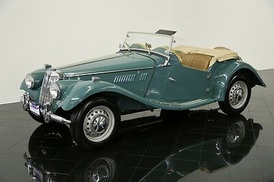 1955 MG T-Series TF 1955 MG TF Roadster *$412 PER MONTH!*