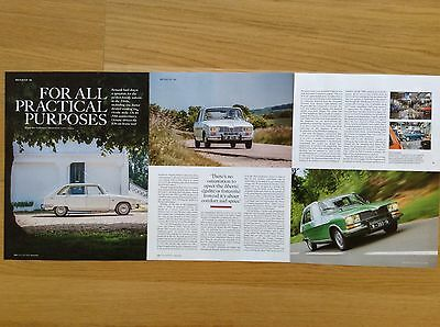RENAULT 16 (1966) - Classic Test Article