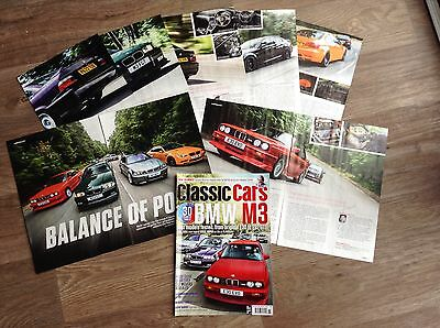 BMW M3 30 Years - Classic Group Test Article