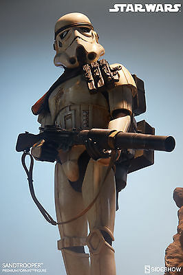 Sideshow Star Wars Sandtrooper Premium Format Figure Statue MISB New In Stock