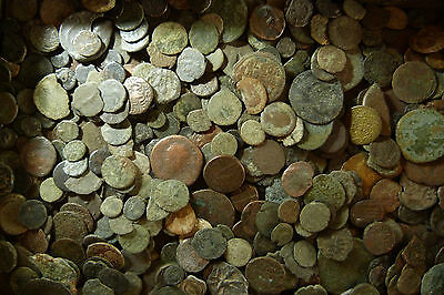 20 x Islamic Medieval Persian Dirhem Indian Ancient Middle East Roman Coins
