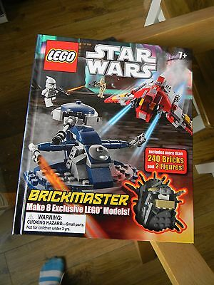 NEW Lego Star Wars Brickmaster ** Includes 8 exclusive models **