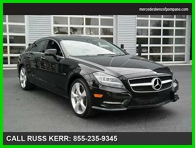 2012 Mercedes-Benz CLS-Class CLS550 Premium Keyless Go Camera SiriusXM 2012 CLS550 Premium We Finance and assist with Shipping