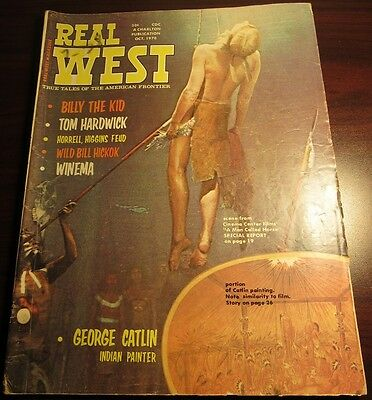 Real West Magazine October 1970