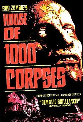 Rob Zombie House of 1000 Corpses UMD PSP MOVIE SONY PLAYSTATION PORTABLE