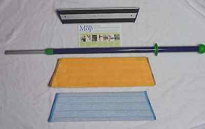 Norwex Mop Large Superior Mop Collection Wet Dry Mop Pads Baclock  No Chemicals