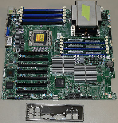Supermicro X8DTH Series Motherboard Combo Xeon E5540 2.53Ghz 6GB X8DTH-IF-BM003