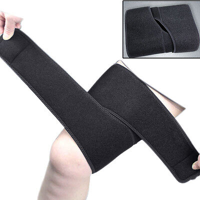 1Pc Thigh Sleeve Leg Compression Hamstring Groin Support Brace Wrap Bandage Band