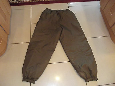 Wychwood Thermal Trousers - Military Specification - Size L - Excellent Cond.