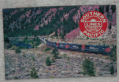 """Southern Pacific Railroad Magnet 3"""" by 2"""""""