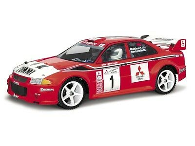 HPI Mitsubishi Lancer Evolution Vi Wrc Body (190mm) #7348