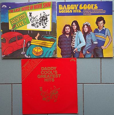 ♫ 3 classic DADDY COOL albums  ♫