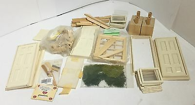 (S23) Mixed Lot of Dolls House Parts