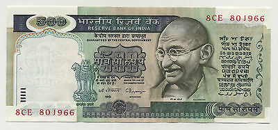 India 500 Rupees ND 1987 Pick 87.c UNC Uncirculated Banknote