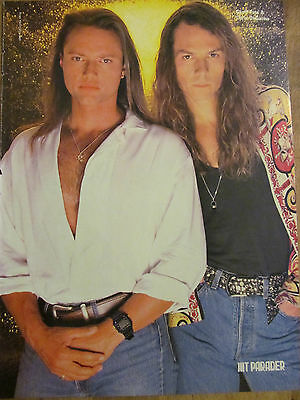 Queensryche, Full Page Pinup