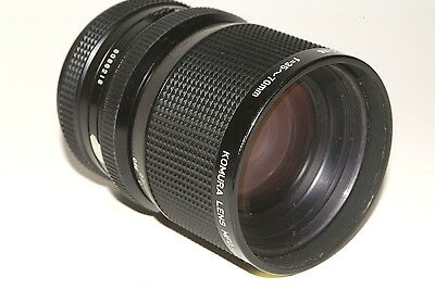 M42 fit Komura f3.5-4.5 35-70mm lens