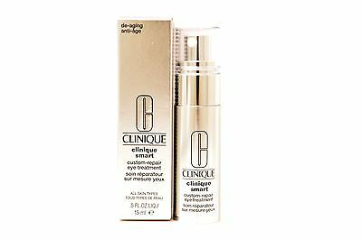 Clinique Smart Custom-Repair Eye Treatment 15ml De-Aging - All Skin Types