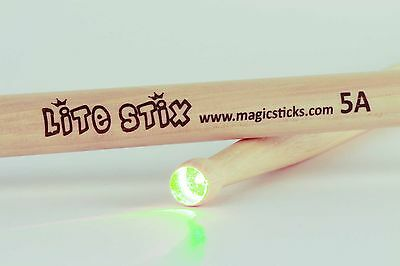 Light Stix Drumsticks 5A mit 10 LED 3731