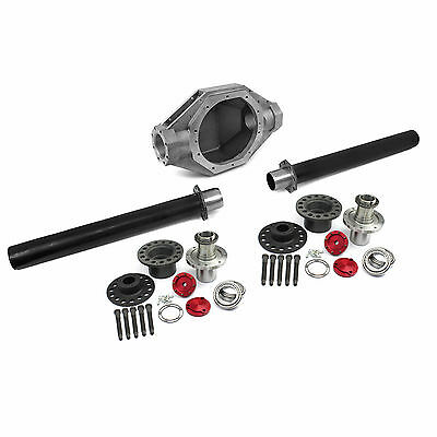 """Ford 9""""   Modular Differential Housing Section, Tubes & Floater Kit"""