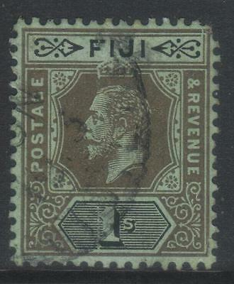 Fiji 1912-1923 Msca Sg134 Used Cat £14