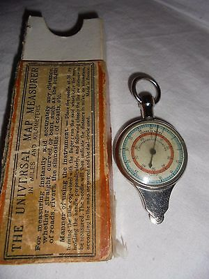 A Vintage Pocket Rota- Meter/map Measure French