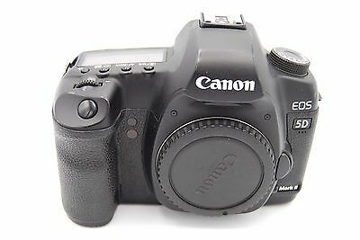 Canon EOS 5D Mark II 21.1 MP Digital Camera WITH BATTERY - SHUTTER COUNT 8917