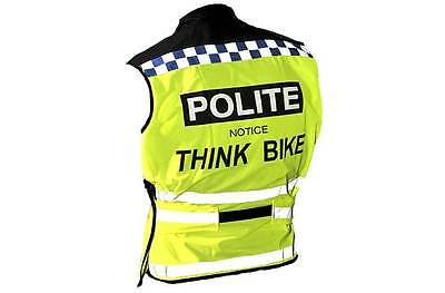 Polite Air High Visibility Waistcote