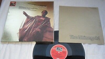 WAGNER  THE RHINEGOLD 5 LPs  SLS5032  STEREO /QUAD  OUTSTANDING MINT UNPLAYED