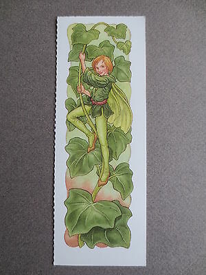 BOOKMARK FLOWER FAIRIES The IVY Fairy Dover Publications