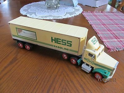 Hess Gasoline Tractor Trailer Delivery Truck