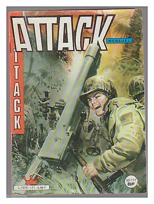 Attack     N° 171 1985 Be